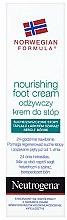 Profumi e cosmetici Crema nutriente piedi - Neutrogena Nourishing Foot Cream 24H