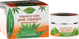 Profumi e cosmetici Crema viso antirughe - Bione Cosmetics Cannabis Intensive Anti-Wrinkle Cream