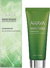 Profumi e cosmetici Gel detergente viso minerale - Ahava Mineral Radiance Cleansing Gel