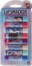 Profumi e cosmetici Set balsamo per labbra - Lip Smacker Frozen (balm/8x4g)