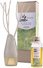 Profumi e cosmetici Aromadiffusore con vaso di vetro - We Love The Planet Light Lemongras Diffuser