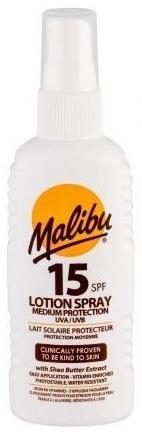 Lozione corpo - Malibu Lotion Spray SPF15 — foto N1