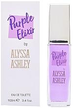 Profumi e cosmetici Alyssa Ashley Purple Elixir - Eau de Toilette
