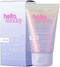 Primer viso SPF 50 - Hello Sunday The One That's Got it All Face Primer SPF50 — foto N2
