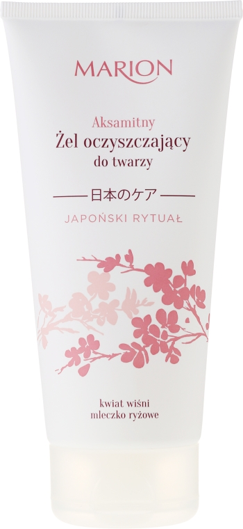 Gel detergente viso - Marion Japanese Ritual Velvet Cleansing Gel For Face