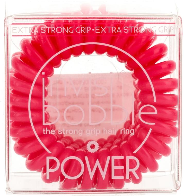 Elastici a spirale per capelli - Invisibobble Power Pinking of You — foto N2