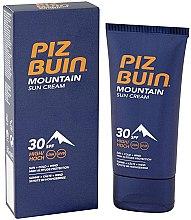 Profumi e cosmetici Crema protettiva viso - Piz Buin Mountain Sun Cream SPF30