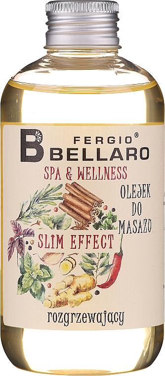 Olio da massaggio - Fergio Bellaro Massage Oil Slm Effect