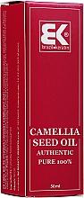 Profumi e cosmetici Olio con estratto di camelia - Brazil Keratin 100% Camelia Oil
