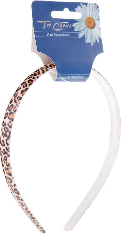 Cerchietto 27499, leopardo - Top Choice — foto N2