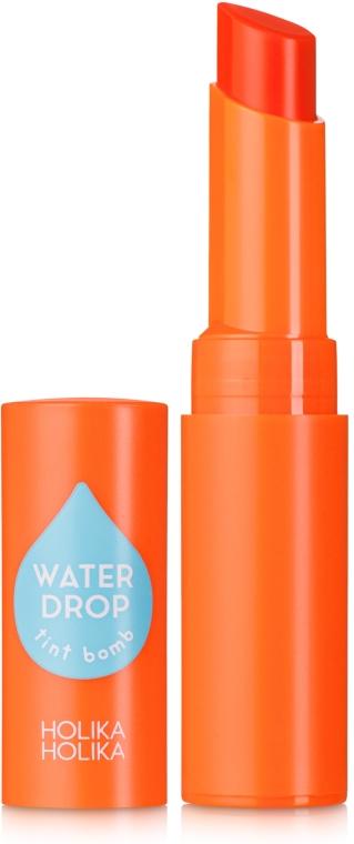Tinta labbra idratante - Holika Holika Water Drop Tint Bomb
