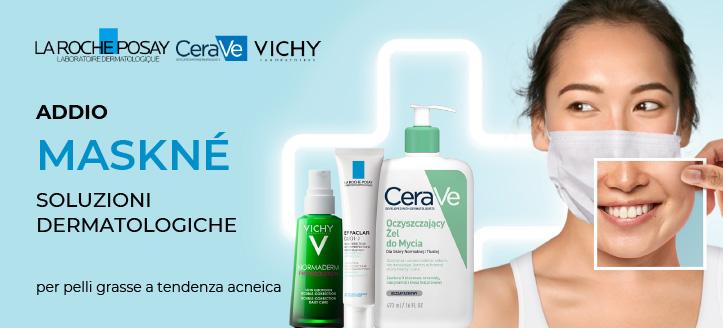 Sconti sui prodotti promozionali La Roche-Posay e Vichy. I prezzi sul nostro sito comprendono gli sconti