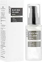 Profumi e cosmetici Siero viso antietà - Coxir Black Snail Collagen Serum