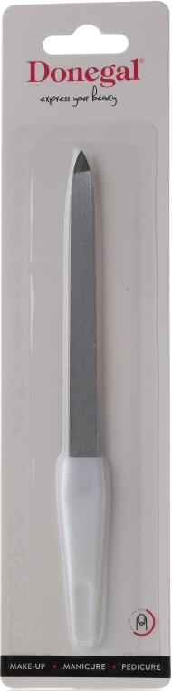 Lima per unghie, zaffiro, bilaterale, 17,5 cm, 1020, bianco - Donegal