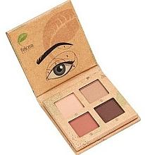 Profumi e cosmetici Palette ombretti - Felicea Natural Eyeshadow