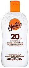 Profumi e cosmetici Lozione solare SPF 20 - Malibu Lotion Medium Protection