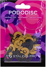 Profumi e cosmetici Anello di ricambio per disco pedicure, S, grana 180 - Staleks