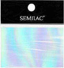 Profumi e cosmetici Lamina per il design delle unghie - SEMILAC Transfer Foil (1pz)