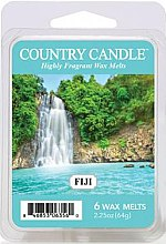Profumi e cosmetici Cera per lampada aromatica - Kringle Kringle Candle Wax Melt Fiji