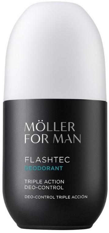 Deodorante - Anne Moller Flashtec Triple Action Deo Control — foto N1