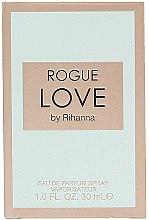 Rihanna Rogue Love - Eau de Parfum — foto N2