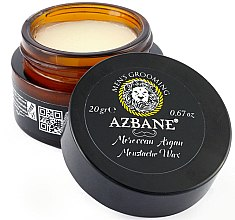 Profumi e cosmetici Cera per baffi - Azbane Men's Grooming Moustache Wax