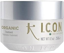 Profumi e cosmetici Maschera capelli biologica - I.C.O.N. Organic Treatment