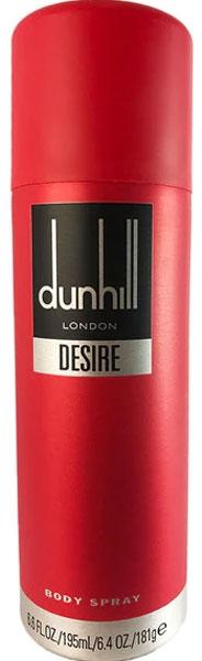 Spray corpo profumato - Alfred Dunhill Desire Red  — foto N1