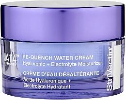 Profumi e cosmetici Acqua-crema idratante viso - StriVectin Advanced Hydration Re-Quench Water Cream Hyaluronic + Electrolyte Moisturizer