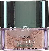 Profumi e cosmetici Cipria in polvere - L'Oreal Paris True Match Minerals Powder