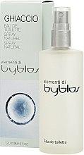 Profumi e cosmetici Byblos Ghiaccio - Eau de toilette