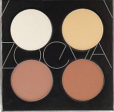 Profumi e cosmetici Palette per contouring - Zoeva Contour Spectrum Contour Powder
