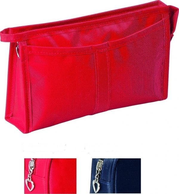 Beauty case, 96143, rossa - Top Choice Simple — foto N1