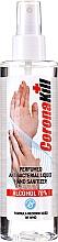Profumi e cosmetici Spray igienizzante mani antibatterico - Lazell CoronaKill Hand Sanitizer