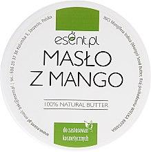 Profumi e cosmetici Olio di mango naturale al 100% - Esent