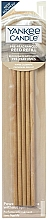 Profumi e cosmetici Bastoncini aromatici - Yankee Candle Warm Cashmere Pre-Fragranced Reed Refill