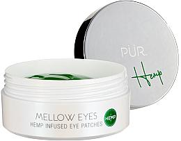 Profumi e cosmetici Patch per contorno occhi al melone - PURE Mellow Eyes Patches