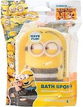 """Profumi e cosmetici Spugna da bagno """"Minions"""" - Suavipiel Minnioins Bath Sponge"""
