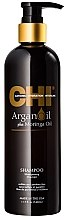 Shampoo rigenerante - CHI Argan Oil Plus Moringa Oil Shampoo — foto N1