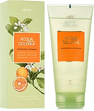 Profumi e cosmetici Maurer & Wirtz 4711 Acqua Colonia Mandarine & Cardamom - Gel doccia
