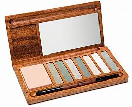 Profumi e cosmetici Palette di ombretti - Alilla Cosmetics Forest Palette