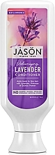 """Profumi e cosmetici Condizionante capelli """"Lavanda"""" - Jason Natural Cosmetics Lavender Hair Strengthening Conditioner"""