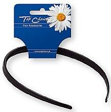 Profumi e cosmetici Cerchietto per capelli 27697, nero - Top Choice Hair Headband