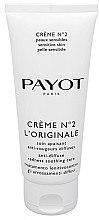 Profumi e cosmetici Crema viso, da giorno - Payot Creme No2 L?Originale Anti-Diffuse Redness Soothing Care
