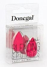 Profumi e cosmetici Spugna trucco, rosa, 2 pz 4309 - Donegal Blending Sponge
