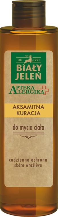 Gel detergente corpo - Bialy Jelen Apteka Alergika Body Gel