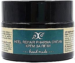 Profumi e cosmetici Crema per piedi - Hristina Cosmetics Handmade Heel Reapir Pharma Cream