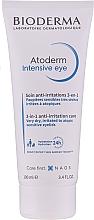 Crema contorno occhi 3in1 - Bioderma Atoderm Intensive Eye — foto N2