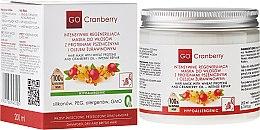 Profumi e cosmetici Maschera per capelli con collagene e olio di mirtillo - GoCranberry