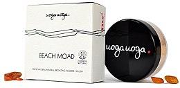 Profumi e cosmetici Bronzer minerale naturale - Uoga Uoga Beach Moad Bronzing Powder-blush